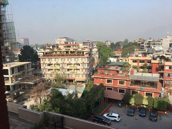 Hotel Tibet: Taken from the Radisson