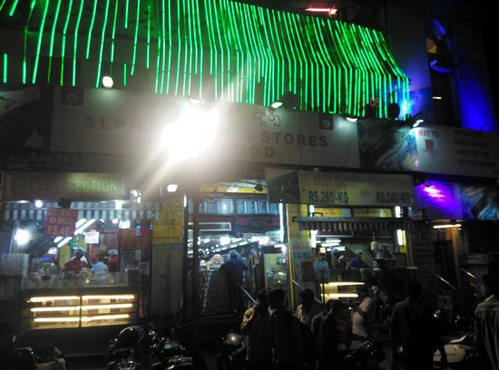 Alpha Hotel Restaurant: The Outlet