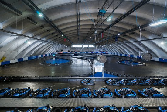 Chippenham, UK: Welcome to M4 Karting