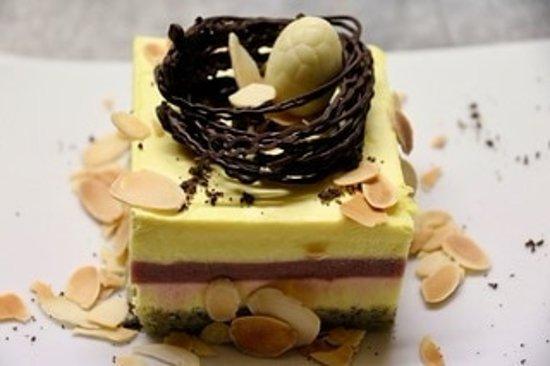 Tarnac, Frankrijk: dessert de paques
