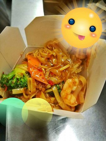 Four Seasons Chinese Restaurant: Noodles Box