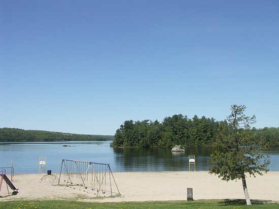 Spruce Beach, Elliot Lake