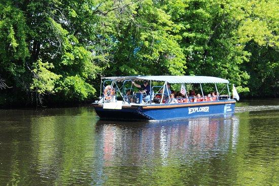 Explorer River Tours
