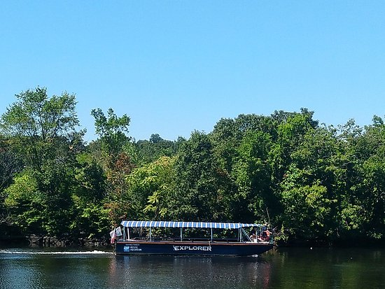 Central Falls, RI: Tour the Pawtucket and Seekonk Rivers, too