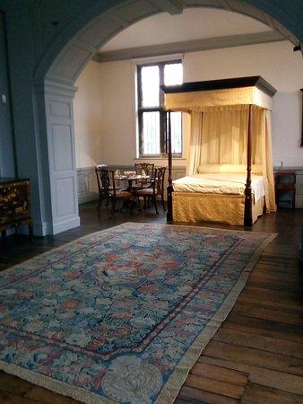 Aston Hall: Lady Holt chamber