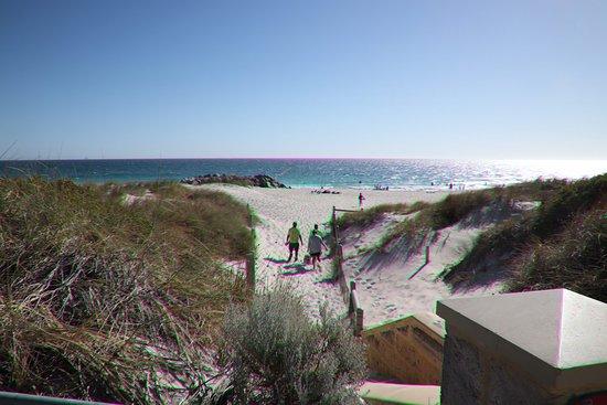 Sorrento, Australia: The dunes and the beach