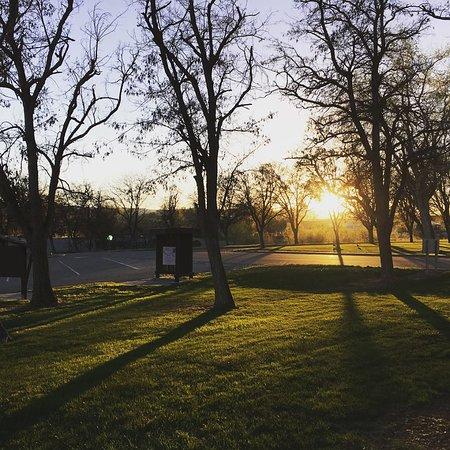 Huntington, OR: Sunset!