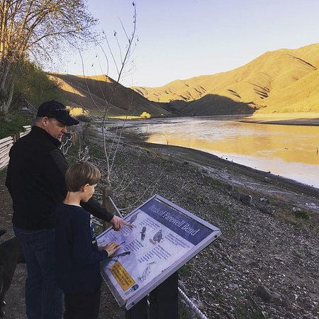 Huntington, OR: Historical and Education Interpretive Signs!