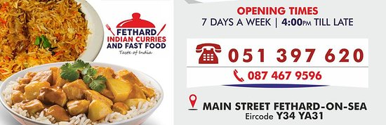 Fethard Indian Curries & Fast Food