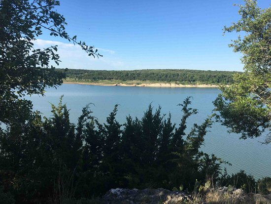 Georgetown Lake from Russell Park - Picture of Jim Hogg ...