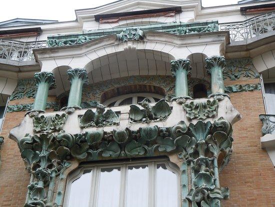 Immeuble Art-Nouveau