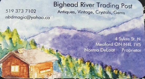Bighead River Trading Post