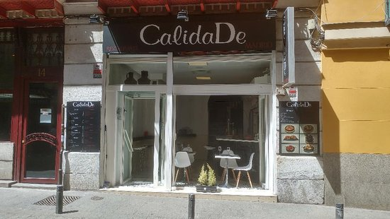 Very Good Restaurant Review Of Calidade Madrid Madrid