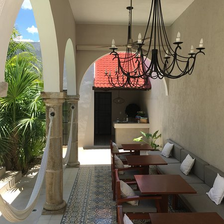 such a perfect home base from to explore Merida and all it has to offer!