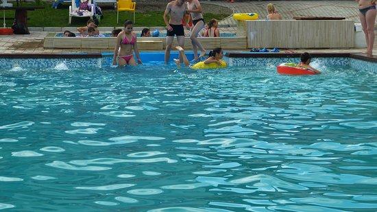 Ocna Sugatag, رومانيا: Complexul Turistic Lacul Sarat