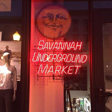 Savannah Underground Market