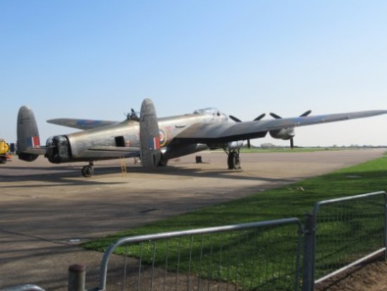 Coningsby, UK: The Star