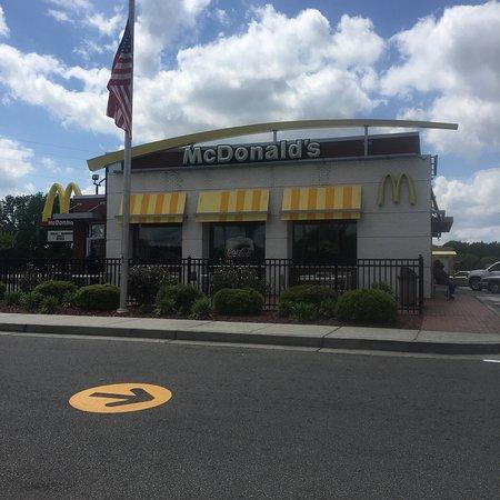 Manning, SC: McDonald's