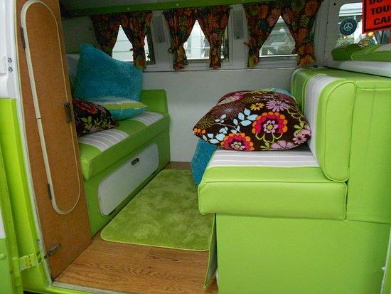 Volo, IL: VW Bus Interior