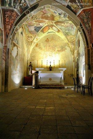 Piedimonte Matese, Italie : Interno Cappella