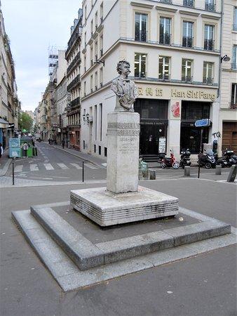 Buste Johann Strauss