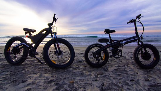 Beach & Sand Bike Tours