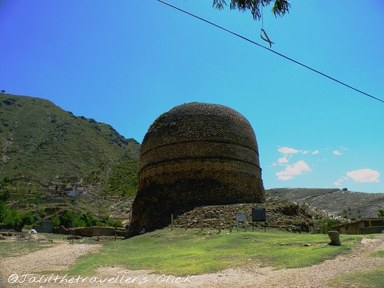 Mingora, Pakistan: Stupa