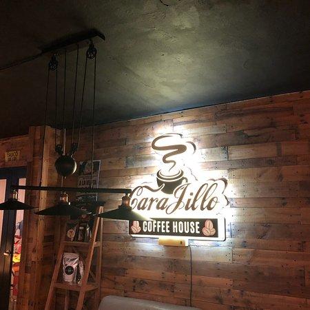 Yauco, เปอร์โตริโก: Carajillo Coffee House
