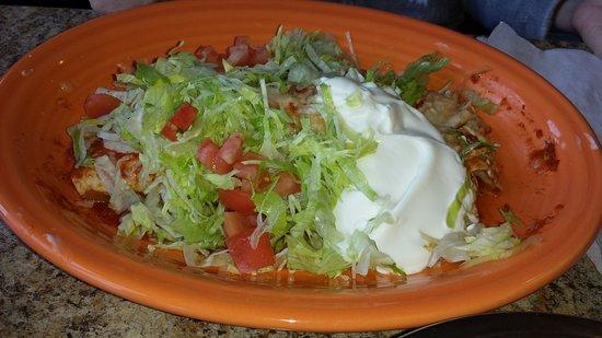 Monroe, OH: Burrito