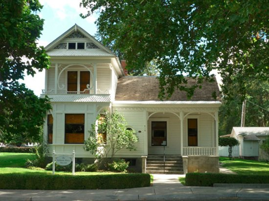 Dayton, WA: The Boldman House Museum
