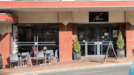 Nova restaurant, Dunedin
