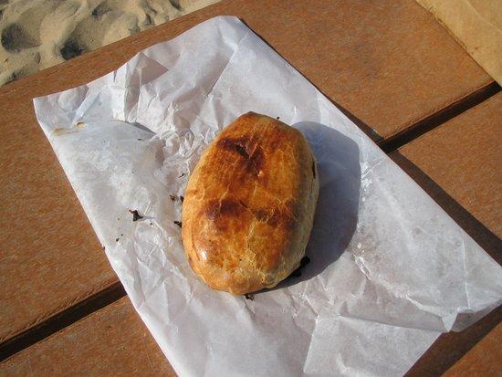 Au Train, MI: Great pasty