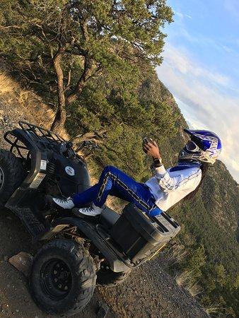 Cotopaxi, CO: Rocky Mountains x Play Dirty ATV