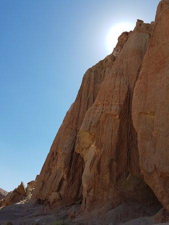 Cantil, Kalifornien: Red Rock Canyon State Park