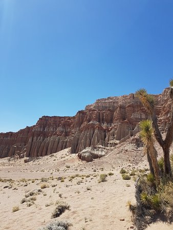 Cantil, CA: Red Rock Canyon State Park