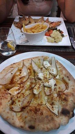 La Terrazza Picture Of Pizzeria Restaurant La Terrazza
