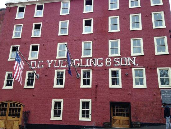Pottsville, PA: America' oldest brewery