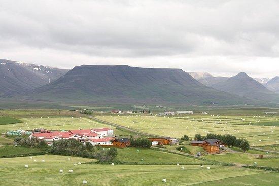 Skagafjordur, أيسلندا: Keldudalur farm 