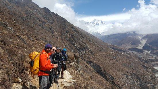 Namaste Nomad: Island Peak trek 2018