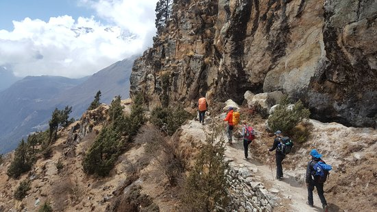Namaste Nomad: Trek home Island Peak 2018