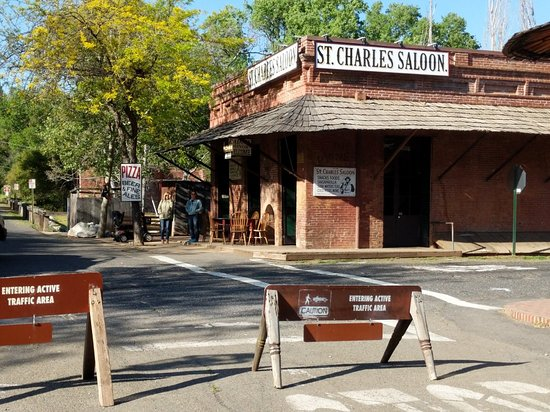 The St. Charles Saloon