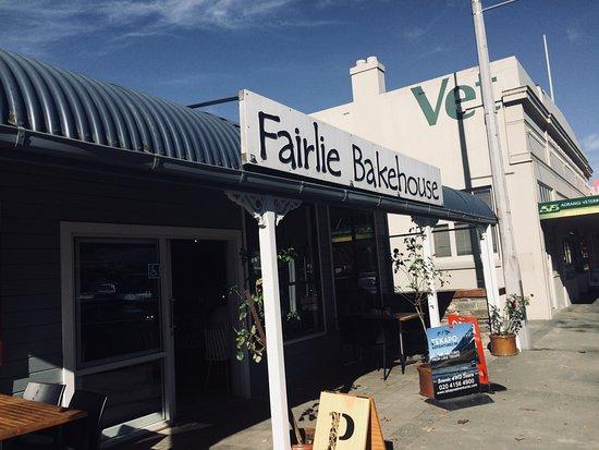Fairlie Bakehouse: More Than Fair Fairlie