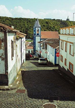 Praia da Vitoria Old City: Loved the Old Town