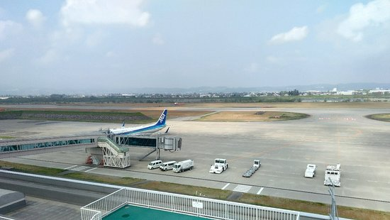 Toyama Airport Lookout Deck
