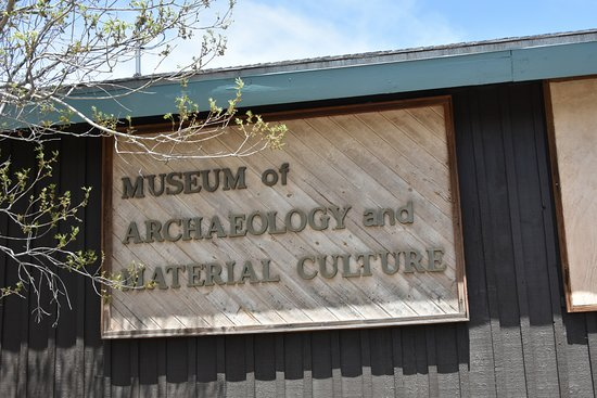 Cedar Crest, NM: Museum of Archaeology and Material Culture