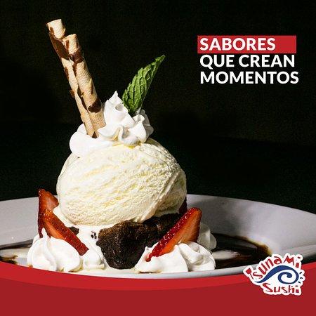 San Rafael de Escazu, كوستاريكا: ¡Pero qué delicia!...Después de terminar una buena cena, te esperan nuestros deliciosos postres.