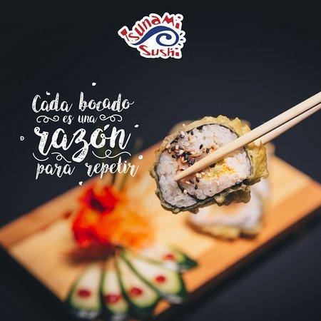 San Rafael de Escazu, كوستاريكا: Nuestros Sushi Rolls son deliciosamente preparados con ingredientes siempre frescos.