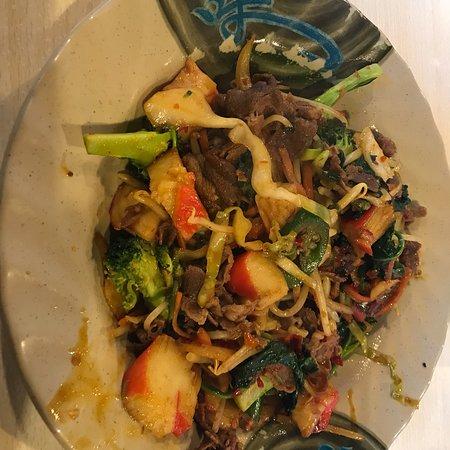 Gobi Mongolian Grill: Mongolian BBQ