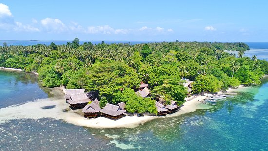 Kavieng, بابوا غينيا الجديدة: Nusa Island Retreat