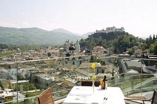 Recorrido por la ciudad de Salzburgo...